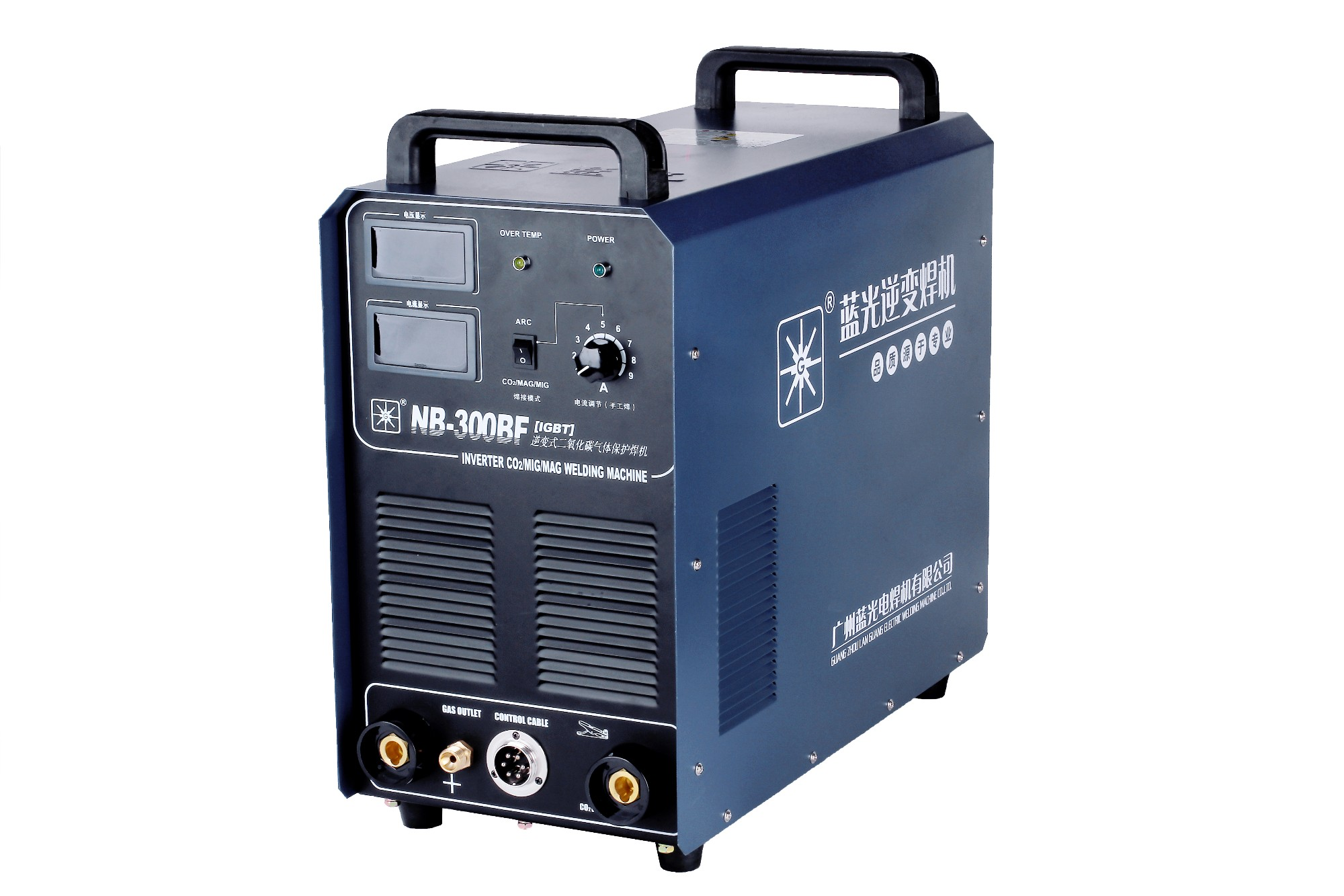 NB-300BF (AC220V) inverter split CO2 welding machine