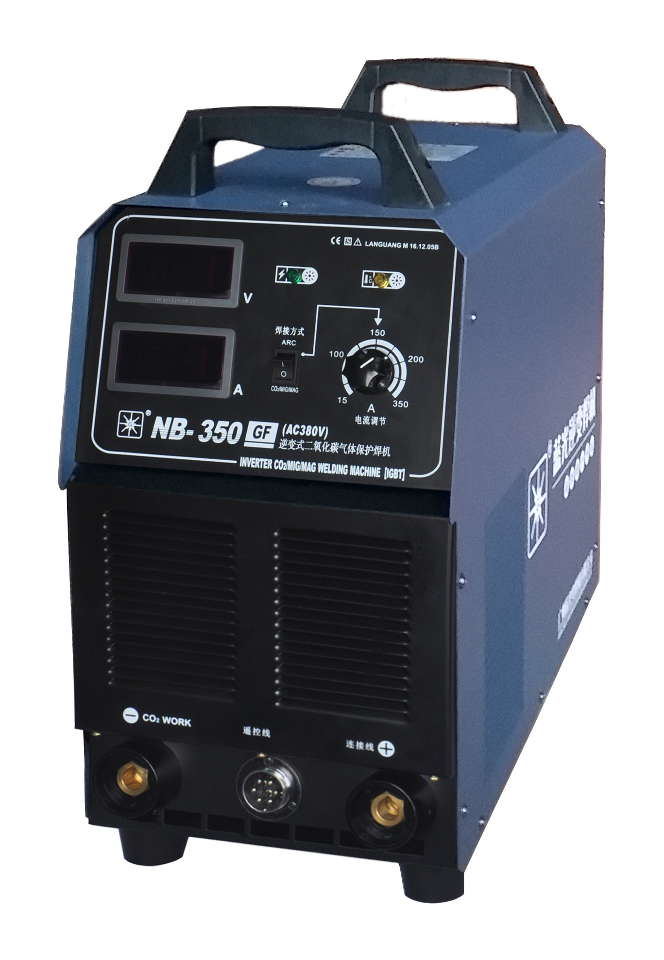 NB-350GF (AC380V) inverter split CO2 welding machine