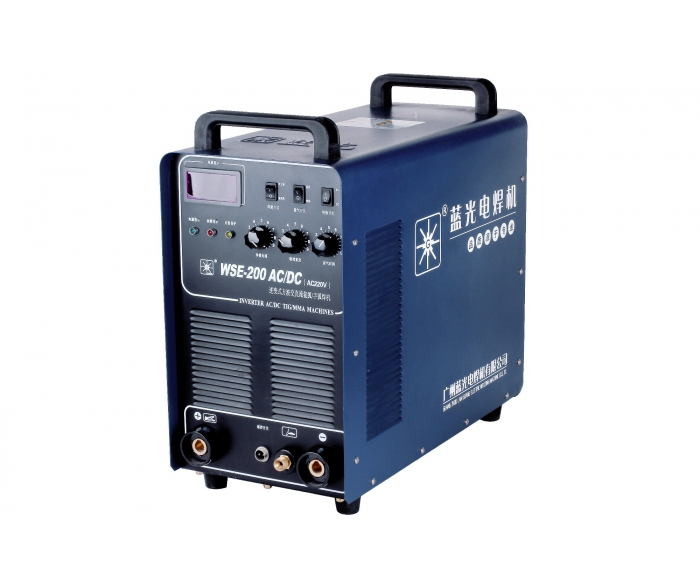 WSE-200 AC / DC square wave AC / DC arc welding / hand arc welding machine
