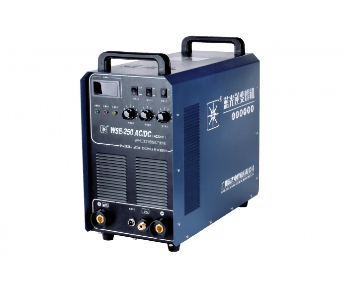 WSE-250 AC / DC square wave AC / DC arc welding / hand arc welding machine