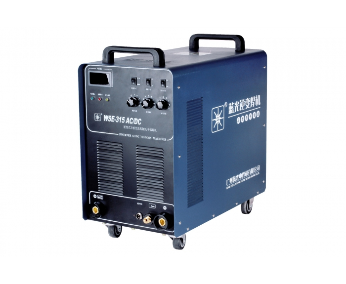 WSE-315 AC/DC square wave AC / DC argon arc / hand arc welding machine
