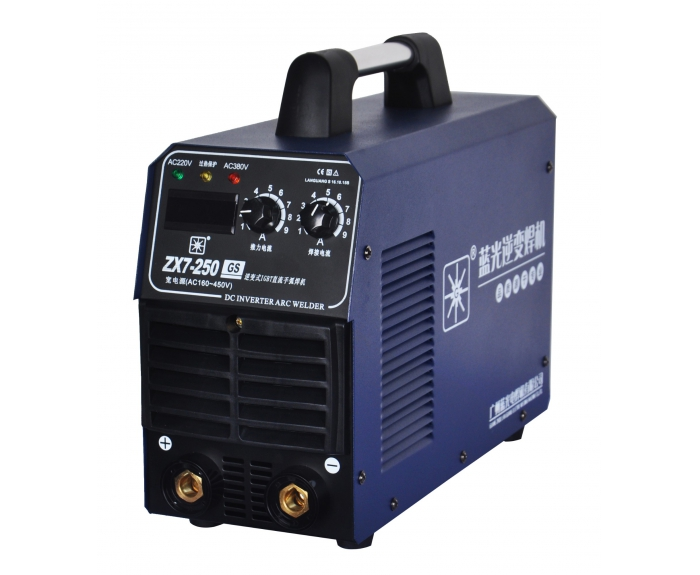 ZX7 series DC hand arc welding machine (wide voltage AC160 ~ 450V)